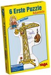 6 erste Puzzles - Baustelle - Haba