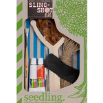Set creativo lanciasassi - Seedling