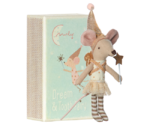 Mouse tooth fairy in box girl - Maileg