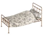 Vintage bed gold mini - Maileg